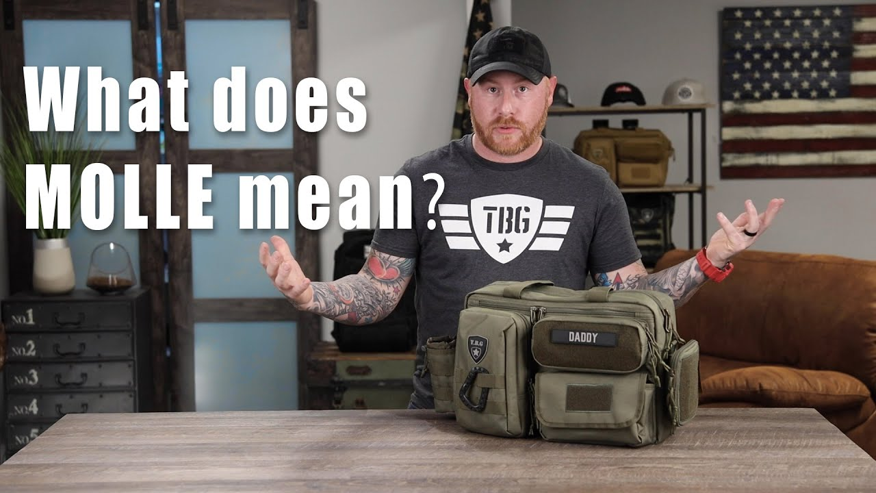 Download What is MOLLE Gear, what does it mean?