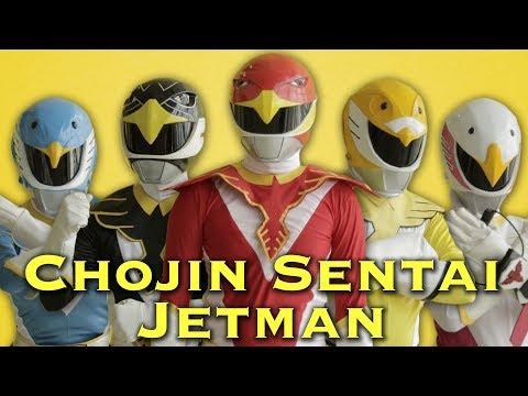 TEAM MORPH: Chojin Sentai Jetman Super Sentai