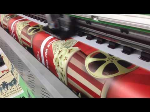 Large Format Banner Printing UK