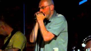 Lyndon Anderson Band Tyne Bar Blues Fest 14 7 13