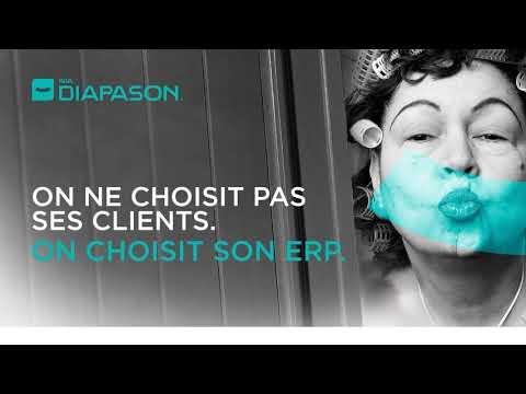 Groupe ELCIA : une nouvelle campagne publicitaire pour Diapason, ERP pour la Menuiserie industrielle