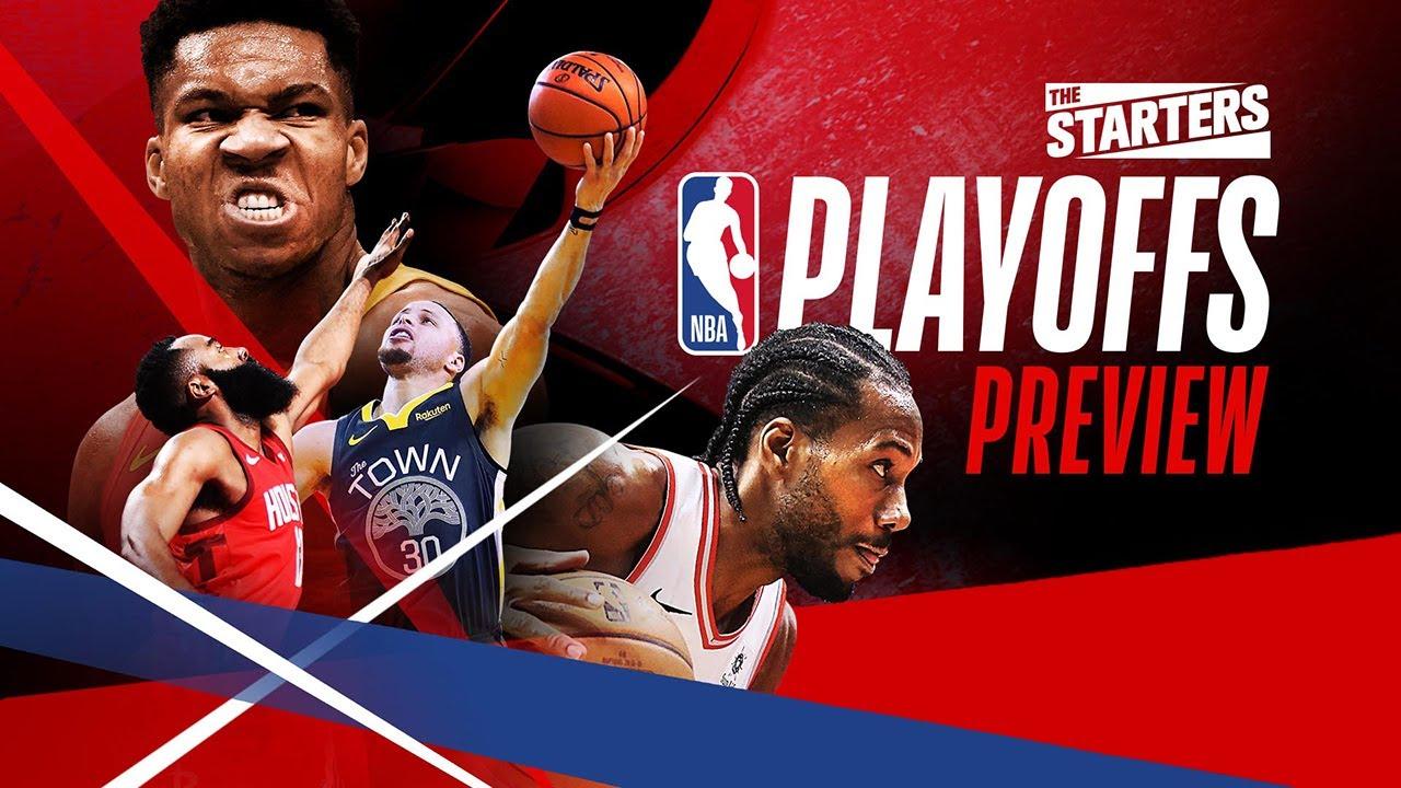 NBA Playoffs Preview - The Starties