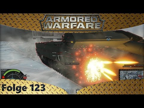 Armored Warfare - Das war eindeutig - Global Ops - Let's Play #123 - Deutsch - German - Leopard 2A5
