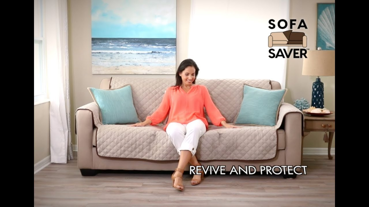 Beautiful SOFA SAVER Couch, Chair Protector