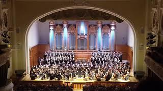 Людвиг Ван Бетховен 9 симфония часть 4 Ода к радости