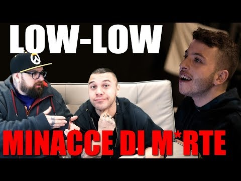 LOWLOW E LE MINACCE SU INSTAGRAM | ARCADE BOYZ