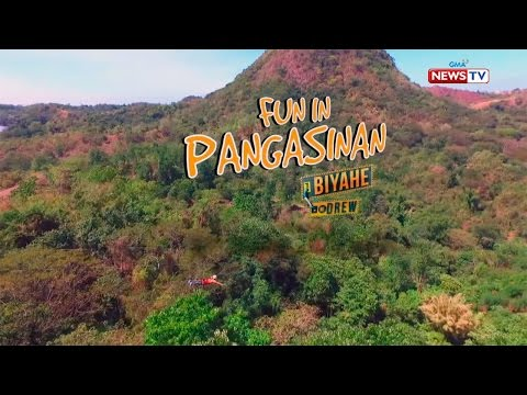 Biyahe ni Drew: Fun in Pangasinan (full episode)
