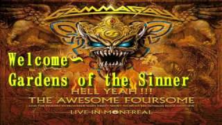 Download lagu Welcome Gardens of the Sinner Live in Montreal 2006フルHD MP3
