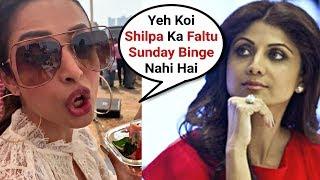 Malaika Arora Khan Insults Shilpa Shetty In Front Of Camera