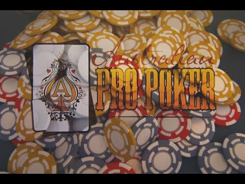 The Australian Pro Poker Show | Episode 3: Brothers Leagues Club part 1