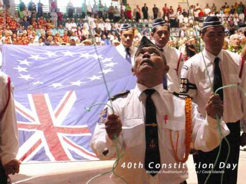 Anthem of the Cook Islands