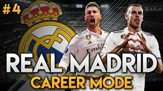 FIFA 19 | Real Madrid Career Mode | Ep4 | THE MADRID DERBY!