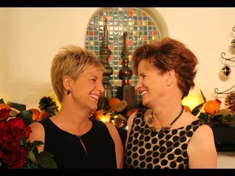After 34 Years, A Surprise Proposal: Julia and Cathy