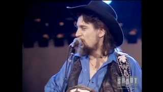 "Waylon Jennings - ""Storms Never Last"" (Live at the US Festival, 1983)"
