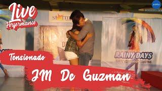 JM De Guzman - Tensionado (Live at Starmall EDSA Shaw)