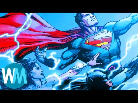 Top 10 Biggest Comic Book Moments of 2016