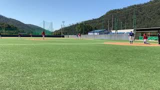 협회장기 야구대회 8강