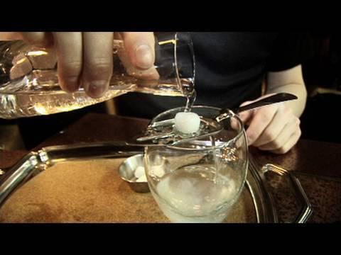 absinthe liquor