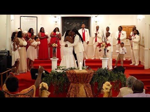 Earnest Boxley Wedding