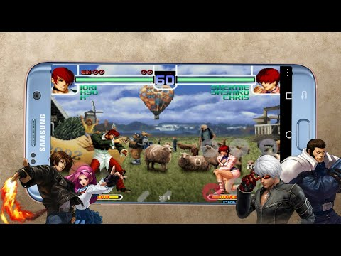 How To Download King of Fighters 2002 for Android 100%Work
