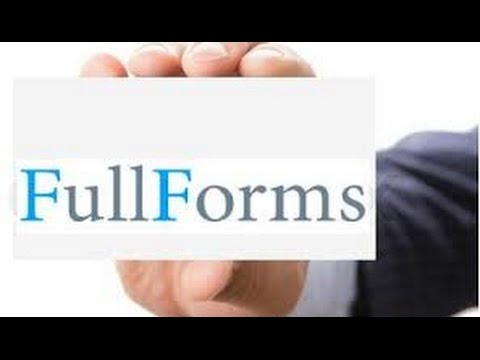 75 Short & Full Forms You Never Know