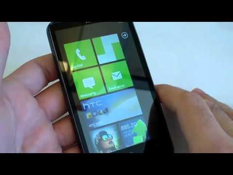 HTC HD7 Revisión en Español (HD)