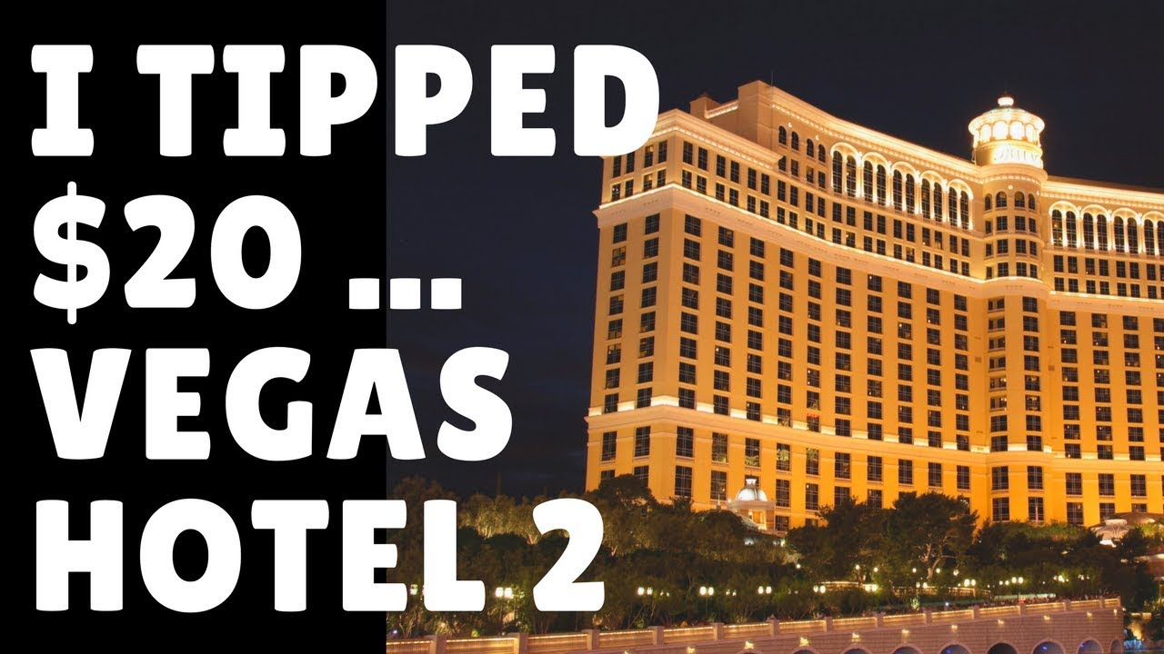 $20 Sandwich Front Desk Tip At Bellagio Las Vegas For A Free Upgrade