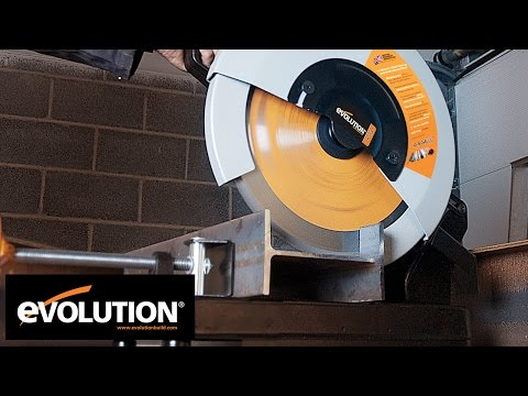 Отрезна машина RAGE 2 / EVOLUTION 085-0003 / видео