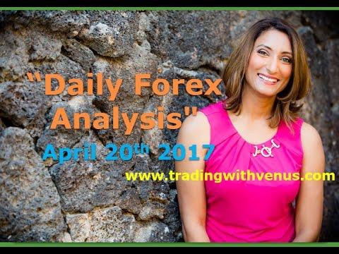 Forex Trading Market Analysis for April 20 2017