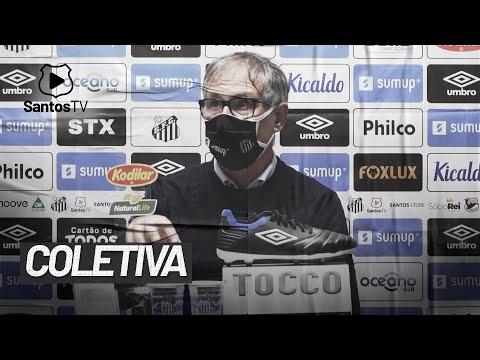 ARIEL HOLAN | COLETIVA (24/04/21)
