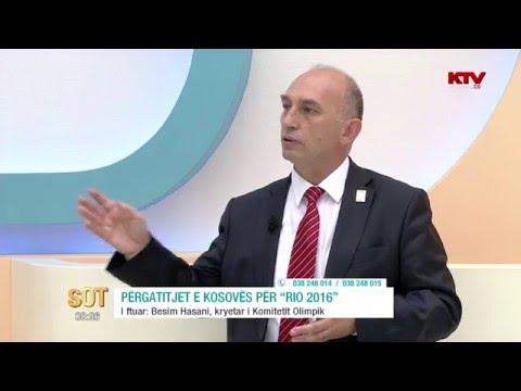"SOT - Matinee: Pergatitjet e Kosoves per ""Rio 2016"", 25 02 2016"
