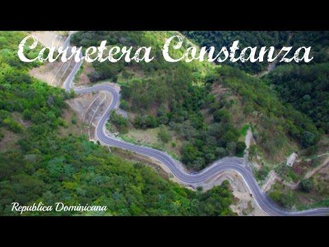 Carretera Jarabacoa-Constanza