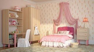 Вебинар коллекция мебели для детской комнаты Candy, ОГОГО Обстановочка!