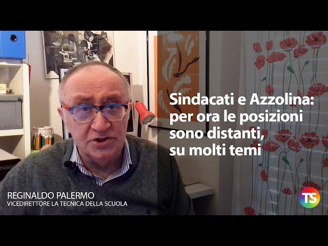 Sindacati e Azzolina: per ora le posizioni sono distanti, su molti temi