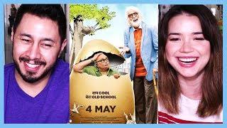 102 NOT OUT | Amitabh Bachchan | Rishi Kapoor | Trailer Reaction!