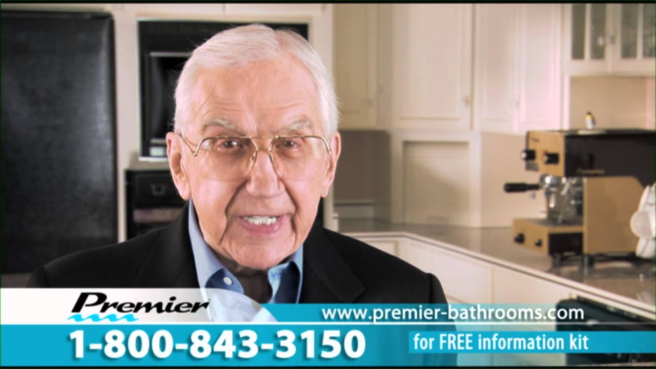 Premiere Bathrooms Ed McMahon YouTube