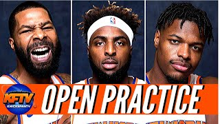 New York Knicks Open Practice 2019: LIVE 🔴 Play-By-Play| Fan Reactions| Scrimmage 37:16