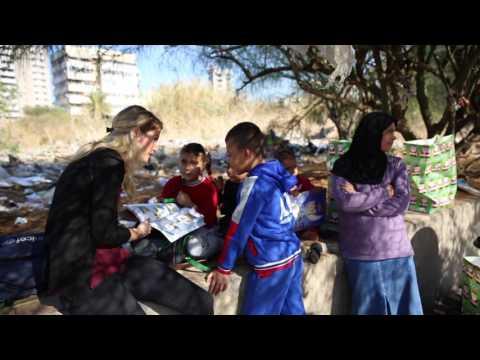 Syrian refugees - Beirut