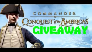 [closed] GIVEAWAY   Steam Game: Commander Conquest of the Americas