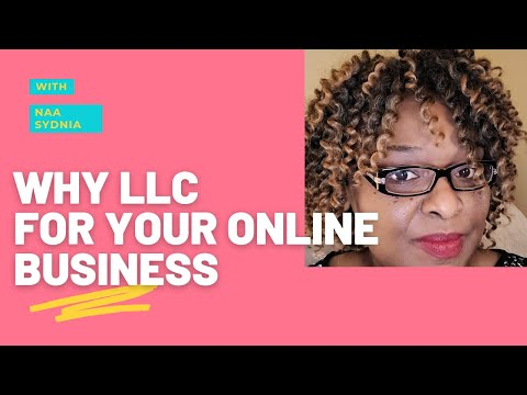 Why do I need an LLC for my online business?(2021)