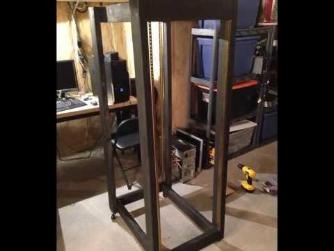 Server Rack DIY