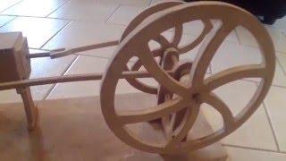 Presentation moteurs en bois