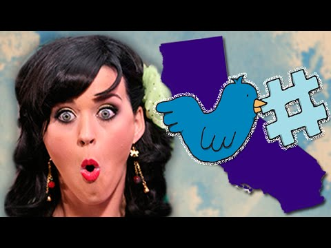 50 Most Popular Twitter Profiles By State