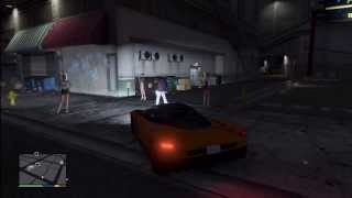 GTA 5: (18+) HOW TO FIND A PROSTITUTE AND GET HER IN YOUR CAR
