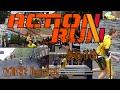 V-LOGG: Action Run - Löpartävling med 34 hinder! - 7,5 km - #ActionRun #Skigo #Atomic #KUL!