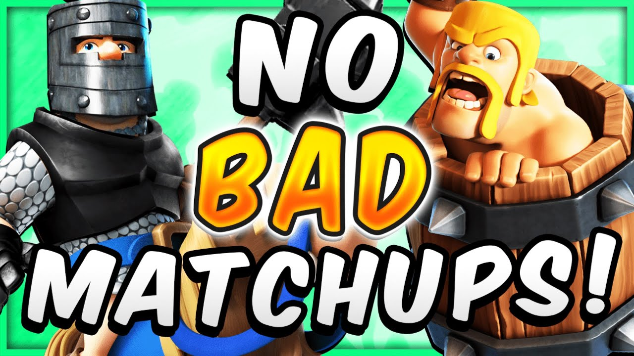 NEW DARK PRINCE DECK MAKES ALL OPPONENTS SAD PANDAS! — Clash Royale