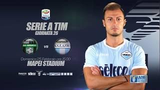 Serie A TIM | Trailer Sassuolo-Lazio