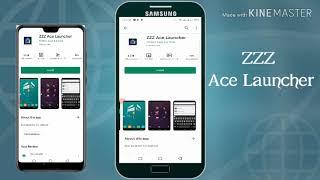 ZZZ Ace Launcher 2020 screenshot 4