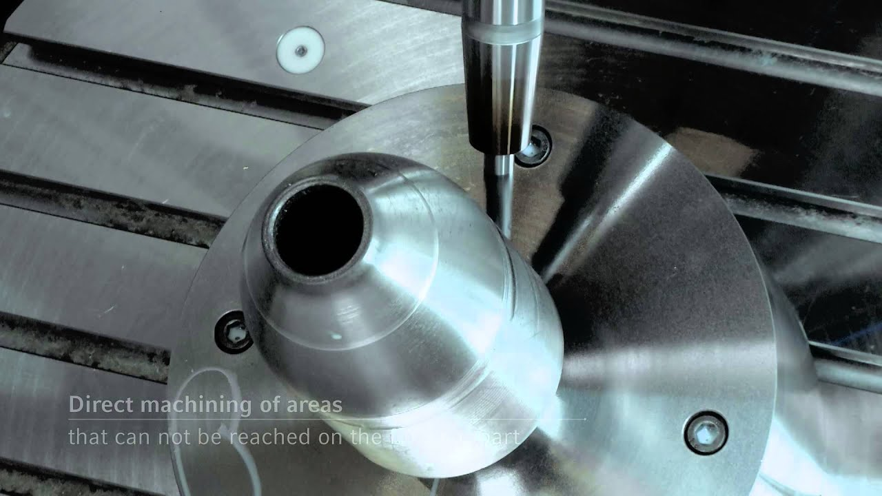 All In 1 Laser Deposition Welding And Milling By Dmg Mori