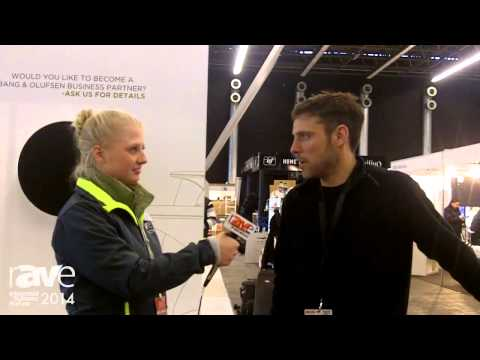 ISE 2014: Katie Speaks with Equipson